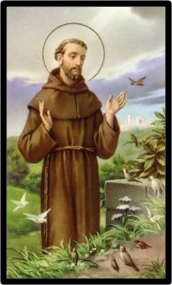 ST. FRANCIS OF ASSISI: OCTOBER 4 - Catholic Fun Facts